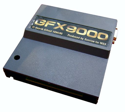 [GFX9000 in slotexpander]