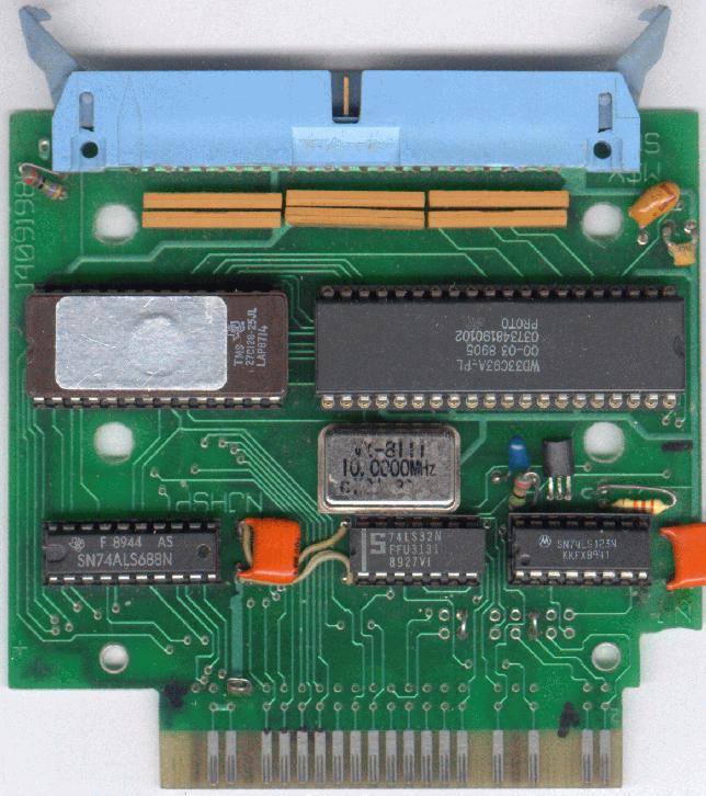 [HSH SCSI PCB]