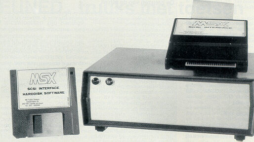 [MK SCSI]