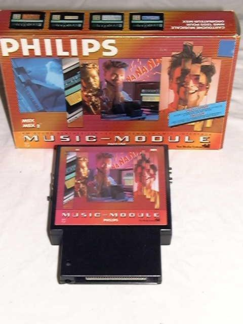 [Philips NMS-1205 MSX-Audio]