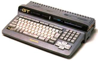 [MSX turbo R Panasonic FS-A1GT]