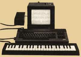 [Yamaha CX5M WITH KEYBOARD]